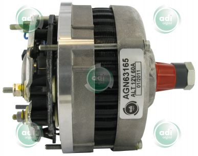 Lichtmaschine ADI AGN63165 12V-60A DEUTZ A1