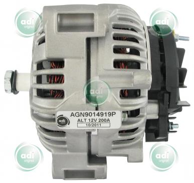 Alternateur pour Machine agricole ADI AGN9014919P 200 ampères