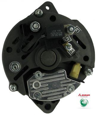 Lichtmaschine ADI AME901192 12V-80A ISOLE