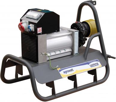 Générateur entraîné par tracteur / Série AGRO - 4 pôles - 1500 tr/min - AGRO 30 4P AVR - 30 kVA