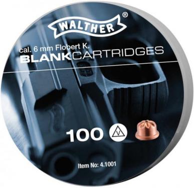 Amorces 6 mm pour pistolet - Boîte de 100