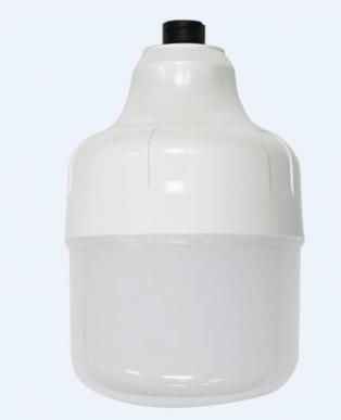 Verstellbare Glühbirne IP65 Schnellkupplung