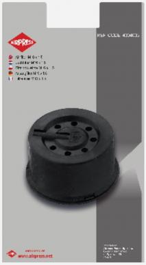 Filtre d'aspiration M15x1,5 Blister