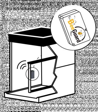 Antivol GPS pour ruche (mesure température de couvain inclus)