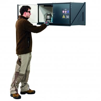 Armoire de sécurité S-CLASSIC-30 modèle S30.045.097.WM