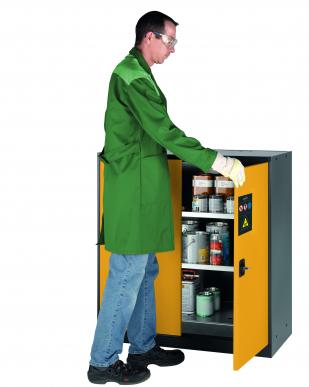 Armoire de sécurité sous paillasse CS-CLASSIC modèle CS.110.105