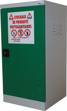 Armoire phytosanitaires  80L