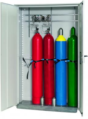 Armoire pour bouteilles de gaz G-OD modèle GOD.215.135