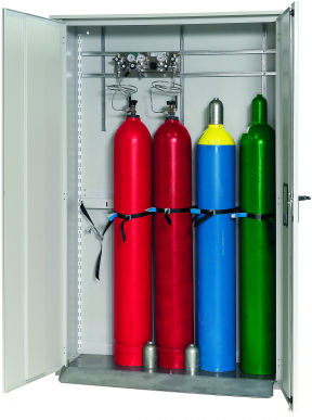 Gasflaschenschrank G-OD modell GOD.215.135