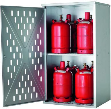 Armoire pour bouteilles de gaz G-PG modèle GPG.150.084.P