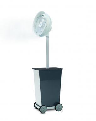 ATMOSPHERE 90, Système de refroidissement