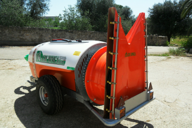 Atomiseur traîné AGR-C