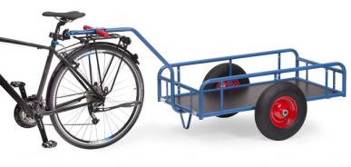 Attache pour bicyclette  (pour chars à bras FETRA 4103, 4105, 4107 et 4109)