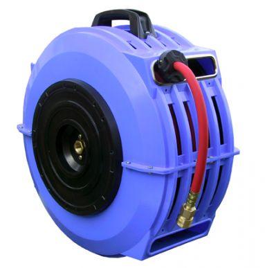 Automatik Druckluftaufroller AR 100-R3, blau