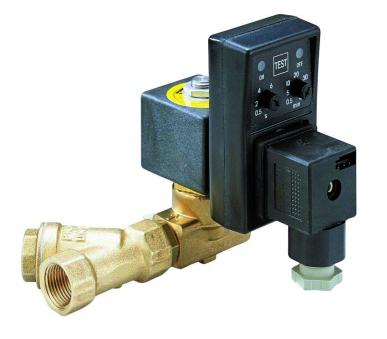 Fonction de minuterie du compresseur de la vanne d'air comprimé de drainage automatique