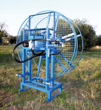 Enrouleur hydraulique mod. AV-I