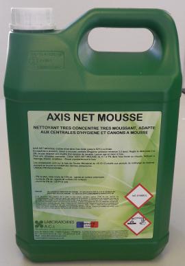 AXIS NET MOUSSE - Nettoyant fortement concentré