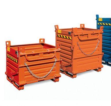 Bac acier à double fond 520 - 1500 litres