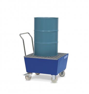Bac de 15 litres de type EURO-P 15 sans caillebotis