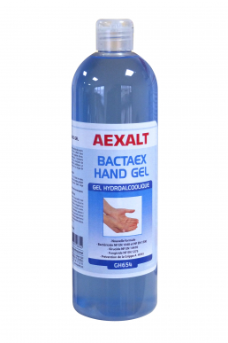 Gel hydroalcoolique BACTAEX Flacon 500 mL