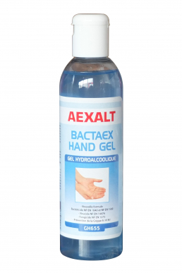 Gel hydroalcoolique BACTAEX Flacon250 mL