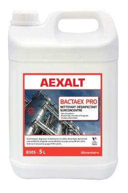 Nettoyant dégraissant surconcentré BACTAEX PRO - Bidon 5 L