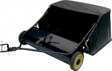 Gezogene Kehrmaschine für Grasfänger