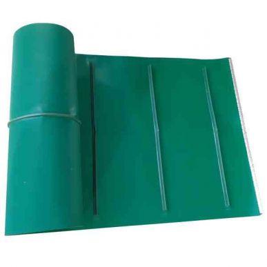 Bande transporteuse - PVC 2 plis - Face intérieure gaufrée