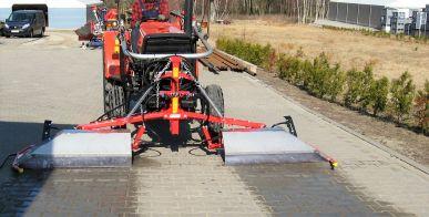 Barres herbicides pour baies Version sans fixation de tige - TEKLA 1A