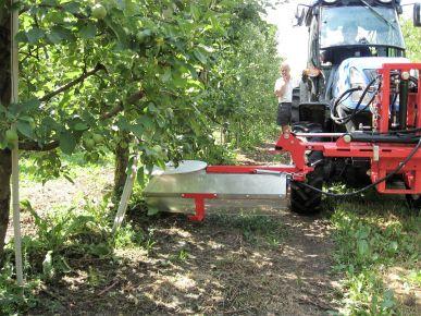 Barres herbicides pour vergers TELMA