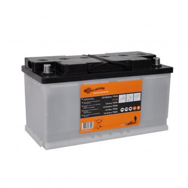 Batterie 12V/105Ah (353x175x190mm)