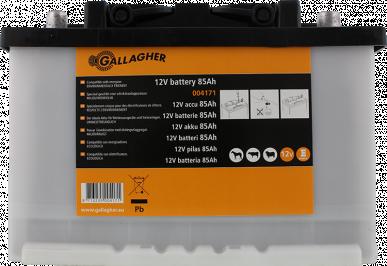 Batterie 12V/85Ah (278x175x190mm)