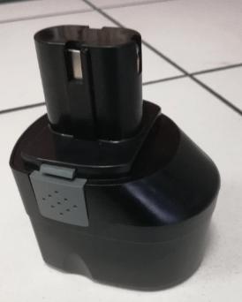 Batterie 18V pour Pompe à graisse électrique sans fil
