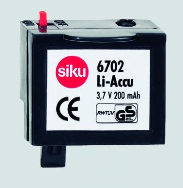 Batterie de rechange Siku Control
