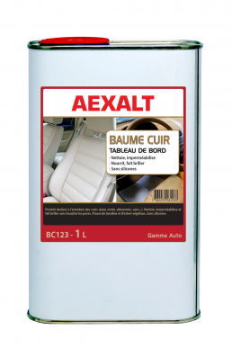 Nettoyant intérieur cuir auto BAUME CUIR Bidon 1 L
