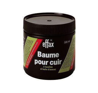 Baume pour cuir incolore Effax 500 ml