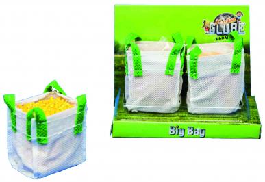Lot de 2 Big bag de grains 1:32 Kids Globe 570036