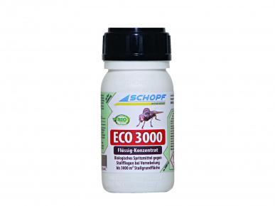 Insecticide organique contre mouches - ECO 3000 Concentré