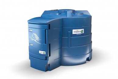 Cuve AdBlue - BlueMaster- double paroi - Chauffage - Pistolet automatique ELAFLEX ZVA - spécification 9
