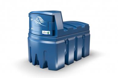 Cuve AdBlue - BlueMaster PRO - double paroi - Climat extrême - Pistolet automatique PIUSI - PRO Spécification 1