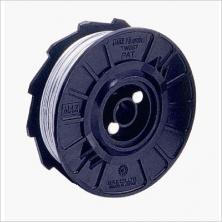 50 bobines de fil en acier brut pour les machines à ligaturer (95m)