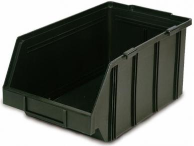Boite plastique empilable 104 x 175 x 75 mm