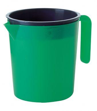 Melkschüssel aus Kunststoff 1 L