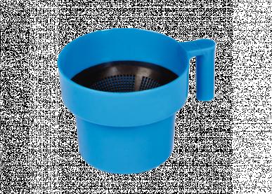 Vormelkbecher 1 Liter, mit Skala
