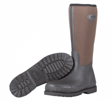 "Bottes GRUB'S ""Worklite 5.0"", THE MOST POPULAR taille 37, marron"
