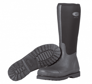"Bottes GRUB'S ""Worklite 5.0"", THE MOST POPULAR taille 37, noir"