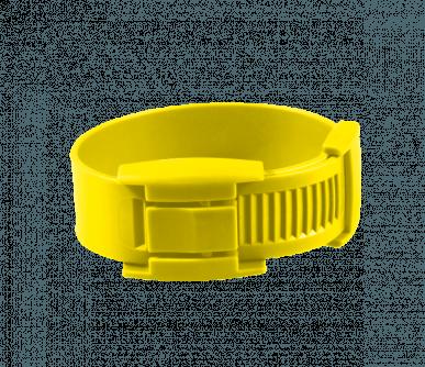 """Bracelets plastique """"FARMING"""" 37cm long (10 pièces)"""