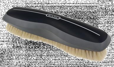 Brosse à poils souples, 23 x 7 x 6.5cm, SOFT TOUCH GRIP