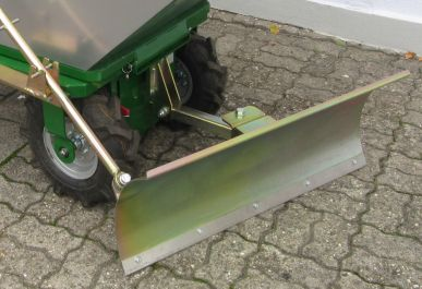 Brouette électrique capacité de charge 150kg DONKEY PLUS