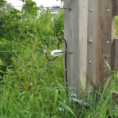 Câble de terre 2,5mm souple, rouleau de 50m, 35 Ohm/1km
